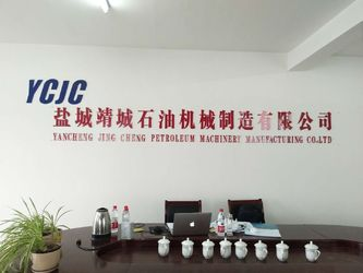 Chiny Yancheng Jingcheng Petroleum Equipment Manufacturing Co.,Ltd