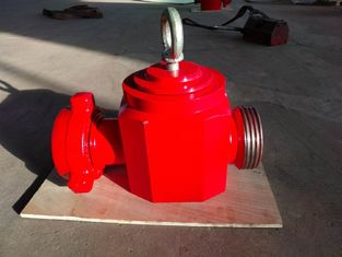 Chiny 15000 Psi Wellhead Valves Top Entry Flapper Type API 6A Standard dostawca
