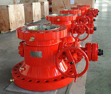 5000 Psi Oil Wellhead Parts For Oil Well Drilling Service Top Flange 13 5/8""
